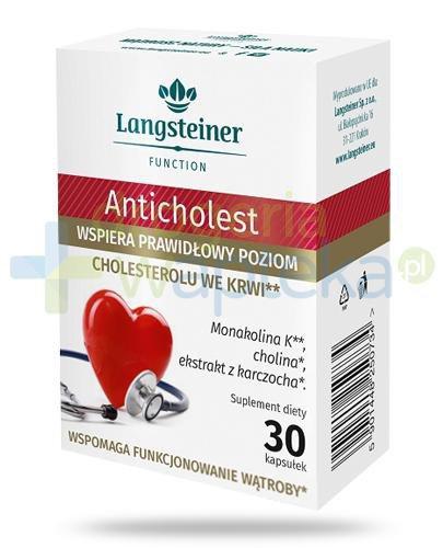 Anticholest 30 kapsułek