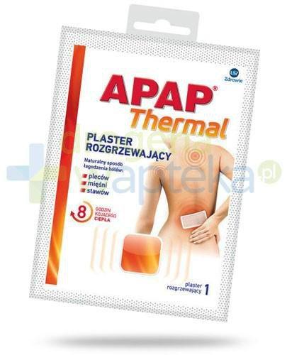 Apap Thermal plaster rozgrzewający 1 sztuka