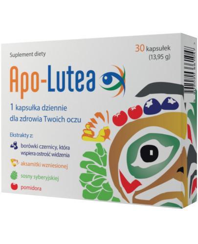 Apo-Lutea 30 kapsułki