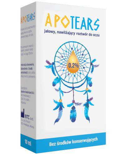 ApoTears krople do oczu 0,2 % 10 ml