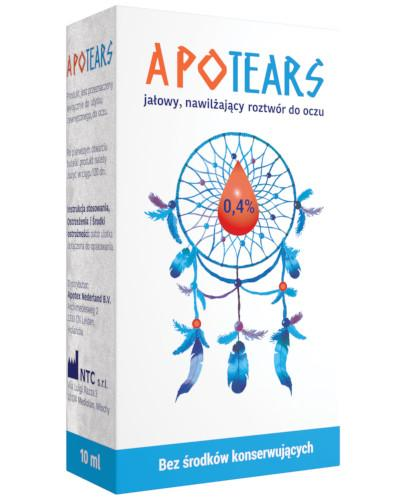 ApoTears krople do oczu 0,4 % 10 ml