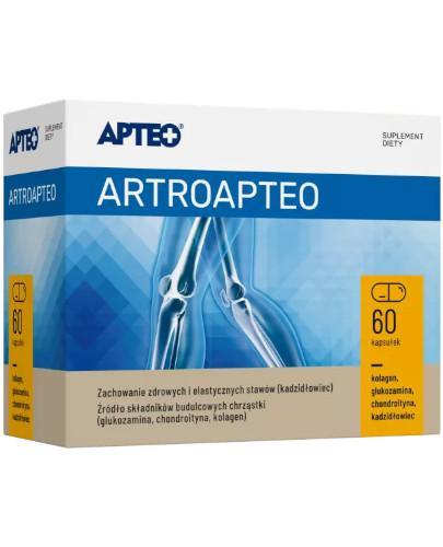 Apteo Artro 60 kapsułek