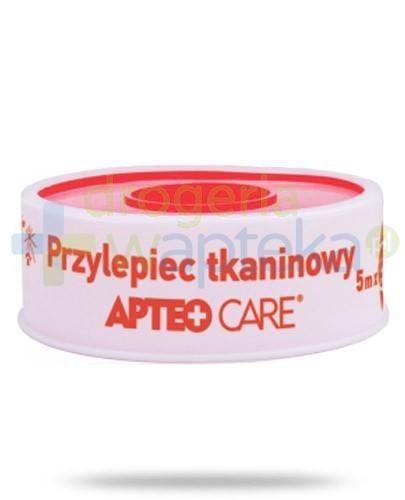 Przylepiec tkaninowy 5m x 12,5mm Apteo Care