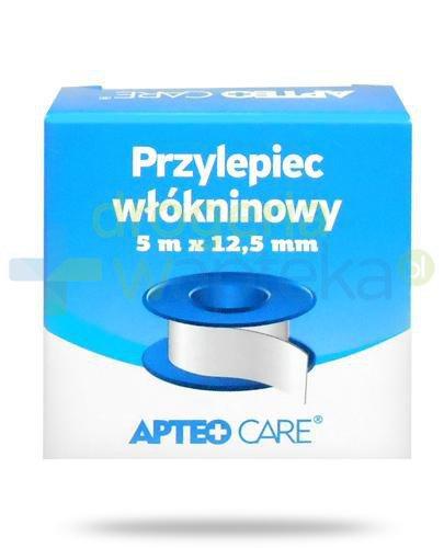 Apteo Care przylepiec włókninowy 5m x 12,5mm kolor niebieski