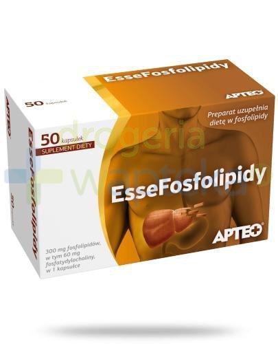 Apteo EsseFosfolipidy 50 kapsułek