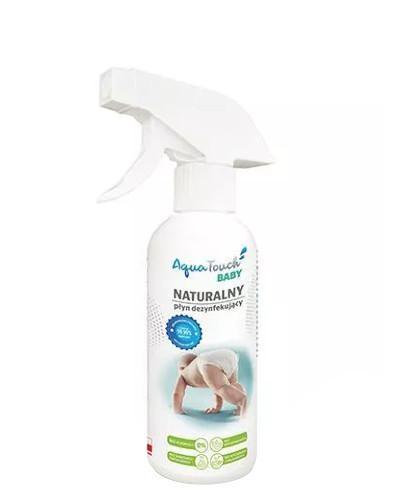 Aqua Touch Baby naturalny płyn dezynfekujący 250 ml