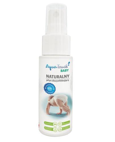 Aqua Touch Baby naturalny płyn dezynfekujący 50 ml