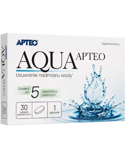 AquaAPTEO 30 tabletek