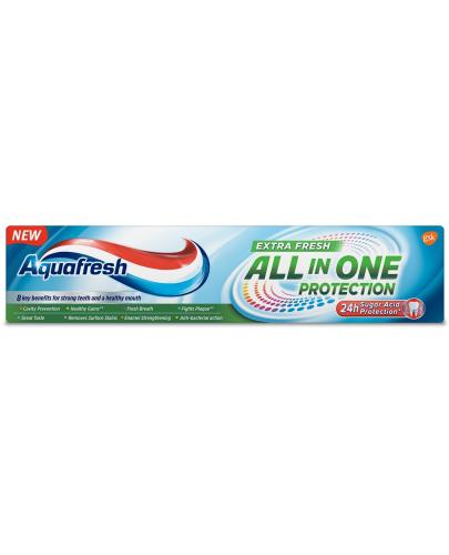 Aquafresh All In One Protection Extra Fresh pasta do zębów 100 ml