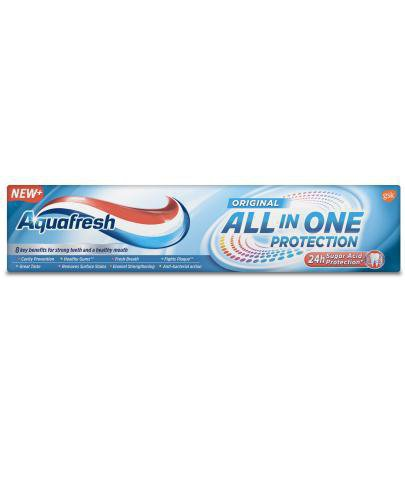 Aquafresh All In One Protection Original pasta do zębów 100 ml