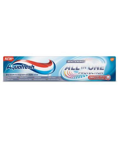 Aquafresh All In One Protection Whitening pasta do zębów 100 ml