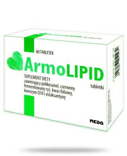 ArmoLipid 60 tabletek