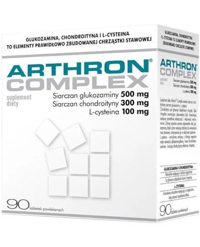Arthron Complex 90 tabletek Takeda