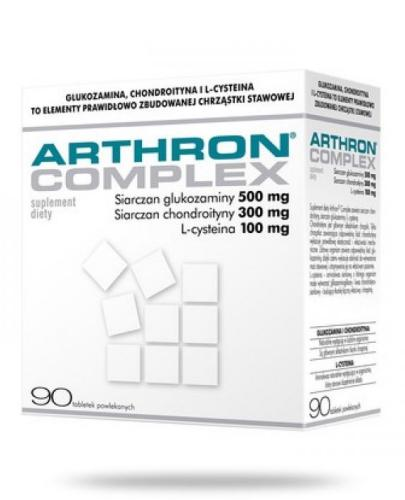 Arthron Complex 90 tabletek  whited-out