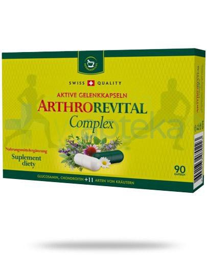 Herbamedicus Arthrorevital Complex 90 kapsułek