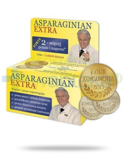 Asparginian Extra forte 50 tabletek