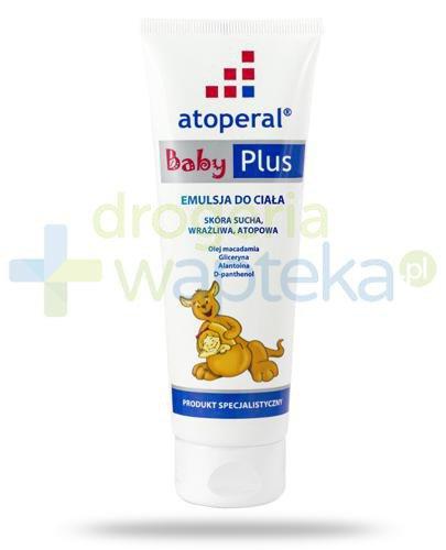 Atoperal Baby Plus emulsja do ciała 200 ml [Data ważności 01-02-2020]