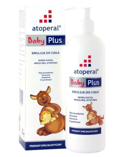 Atoperal Baby Plus emulsja do ciała 400 ml [Data ważności 31-01-2020]