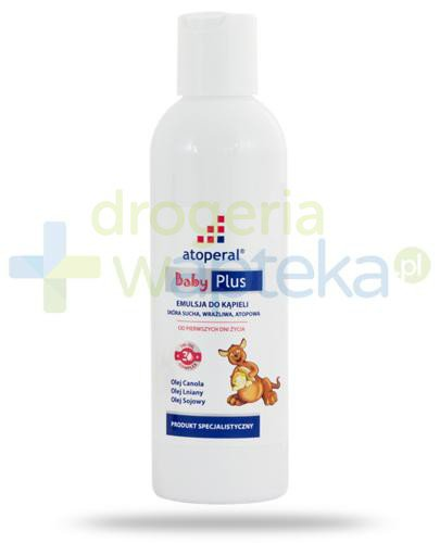 Atoperal Baby Plus emulsja do kąpieli 200 ml