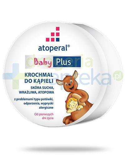 Atoperal Baby Plus krochmal do kąpieli 125 g