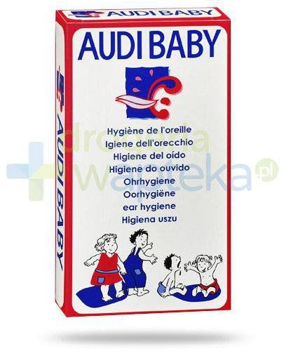 Audi Baby preparat do higieny uszu 10x 1 ml
