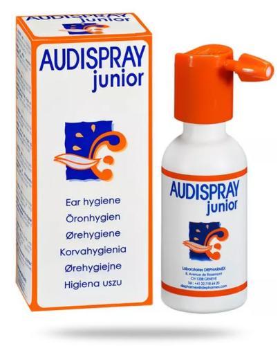Audispray Junior do higieny uszu aerozol 25 ml