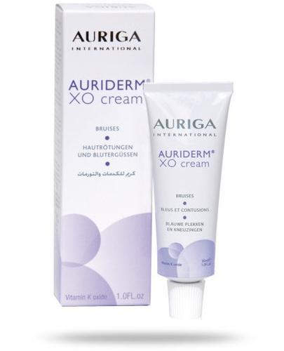 Auriga Auriderm XO krem po zabiegach na siniaki i zaczerwienienia 75 ml