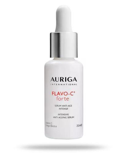 Auriga Flavo-C Forte serum przeciwstarzeniowe do twarzy 30 ml