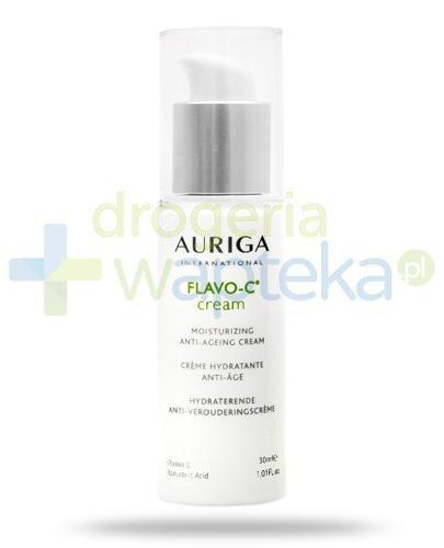 Auriga Flavo-C krem nawilżający 30 ml