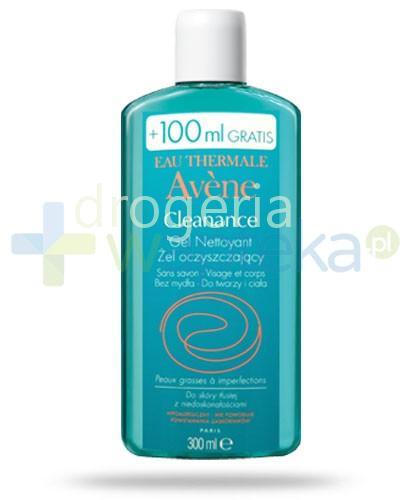Avene Cleanance żel oczyszczający 300 ml