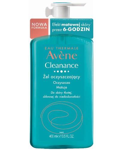 Avene Cleanance żel oczyszczający 400 ml