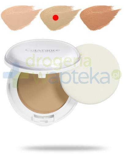 Avene Couvrance Comfort SPF30 kremowy podkład w kompakcie 02 naturalny 10 g