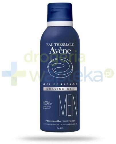 Avene Men żel do golenia 150 ml