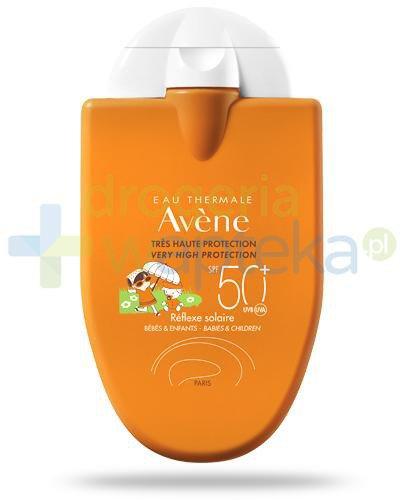 Avene Sun SPF50+ refleks słoneczny dla dzieci 30 ml
