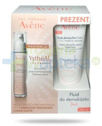 Avene YstheAL Intense koncentrat przeciwzmarszczkowy odnowa skóry 30 ml + Avene fluid do ...