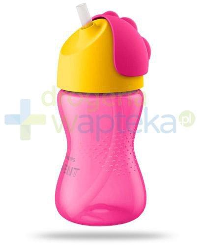 Avent Philips kubek z giętką słomką 300 ml dla dzieci 12m+ [798/02]  whited-out