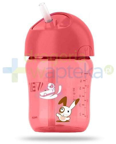 Avent Philips kubek ze słomką do nauki samodzielnego picia 260 ml dla dzieci 12m+ [760/00]