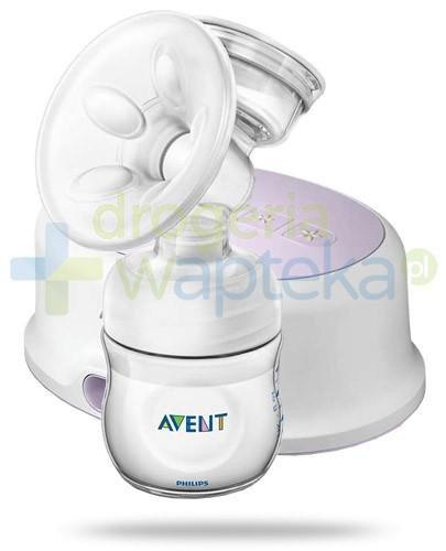 Avent Philips Natural laktator elektryczny z trybem regulacji i stymulacji [332/01] + Aven...