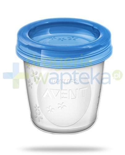 Avent Philips pojemniki na pokarm o pojemności 180 ml 10 sztuk [618/10]