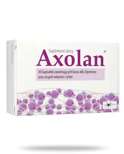 Axolan 30 kapsułek