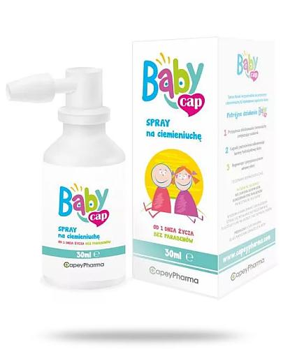 BabyCap Spray na ciemieniuchę spray 30 ml