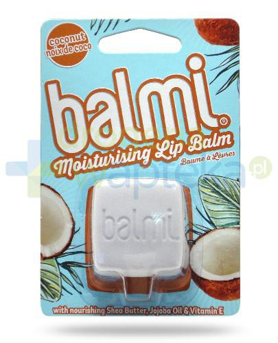 Balmi Coconut balsam do ust w pomadce 7 g  whited-out