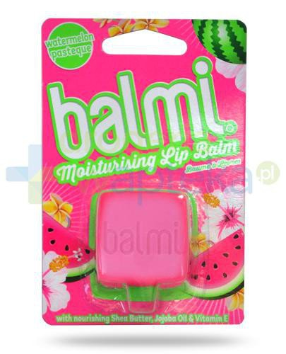 Balmi Watermelon balsam do ust w pomadce 7 g  whited-out