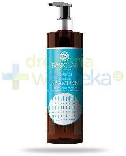 BasicLab Capillus szampon przeciw wypadaniu włosów 300 ml