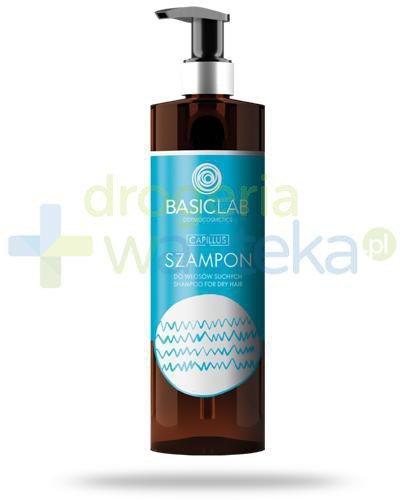 BasicLab Capillus szampon do włosów suchych 300 ml
