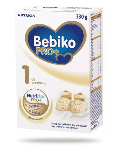 Bebiko 1 NutriFlor Pro+ mleko w proszku dla dzieci 0+ 330 g
