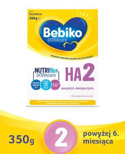 Bebiko 2 HA NutriFlor+ mleko w proszku dla dzieci 6+ 350 g
