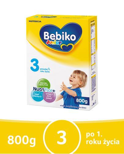 Bebiko 3 Junior mleko w proszku dla dzieci 12m+ 800 g