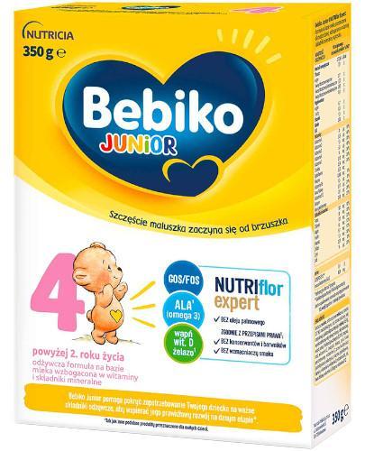 Bebiko 4 Junior mleko w proszku dla dzieci 24m+ 350 g