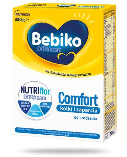 Bebiko Comfort NutriFlor+ na kolki i zaparcia dla dzieci 0+ 350 g